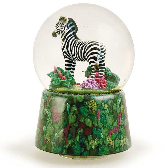 Sneeuwbol Jungle, Zebra