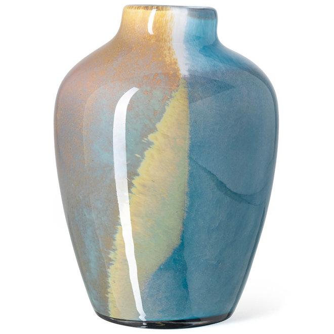 Glass Art Vaas Sorobon, Atlantic