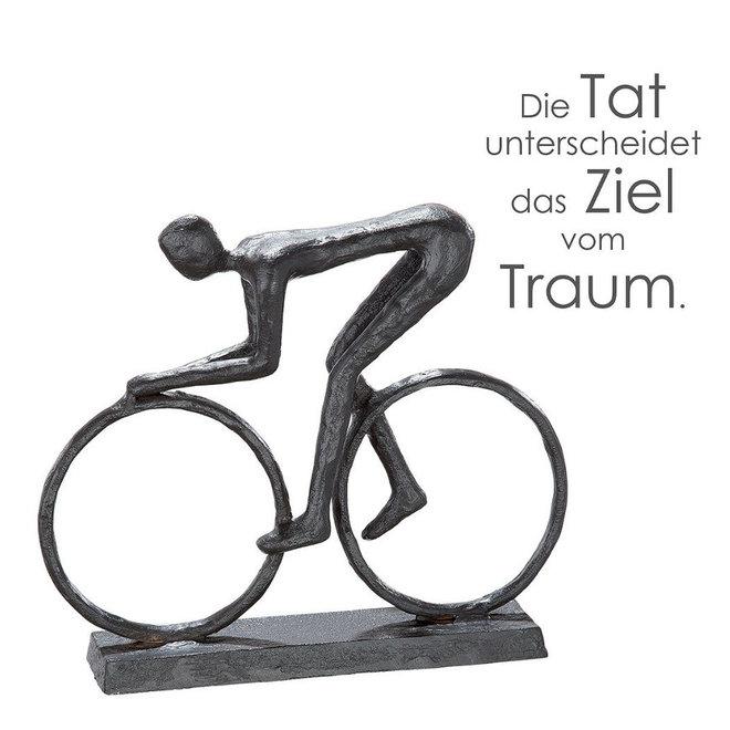 Metal-Sculpture 'Racer'