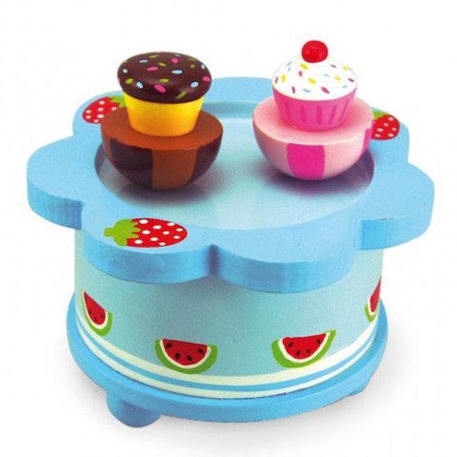 Dansende Cupcakes