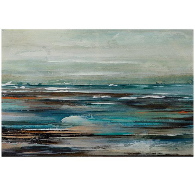 Canvas schilderij  Seascape 100x150