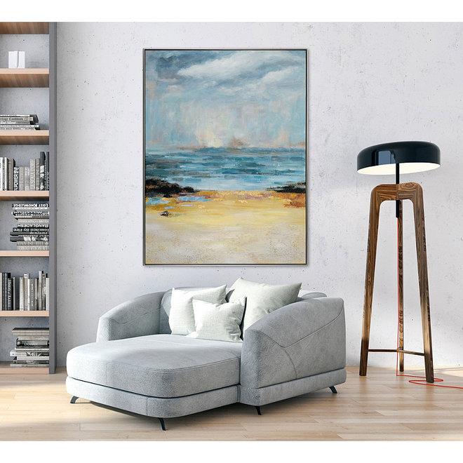 Canvas schilderij Changing Weather 90x120