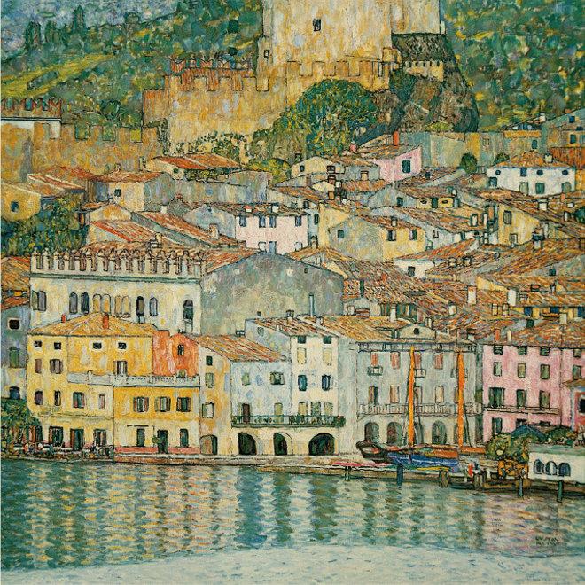 Lakdoos Klimt, Malcesine