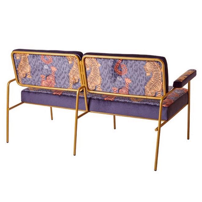 Sofa Sage Gold