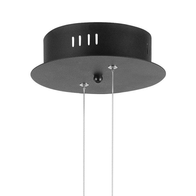 Hanglamp Basel Zwart