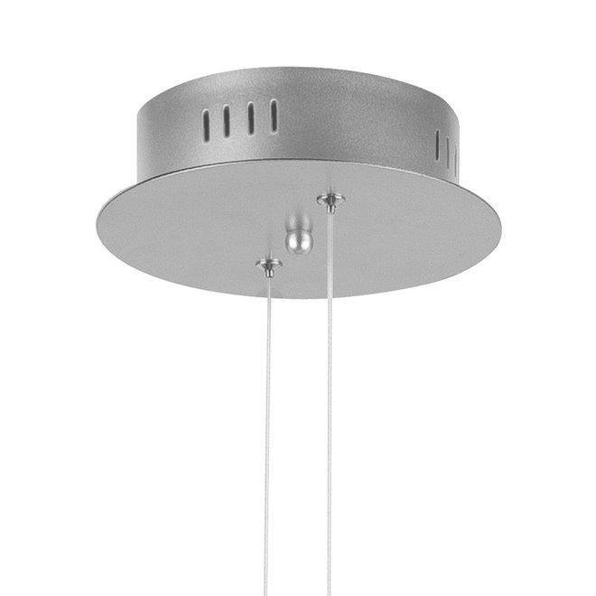 Hanglamp Basel Staal