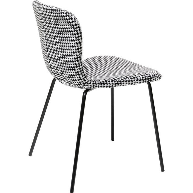 Chair Frida Black and White