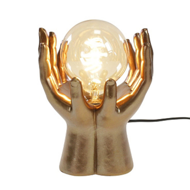 Tafellamp Golden Touch
