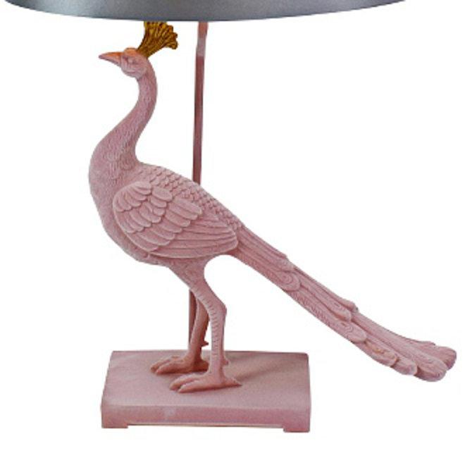 Tafellamp Pauw Rosita