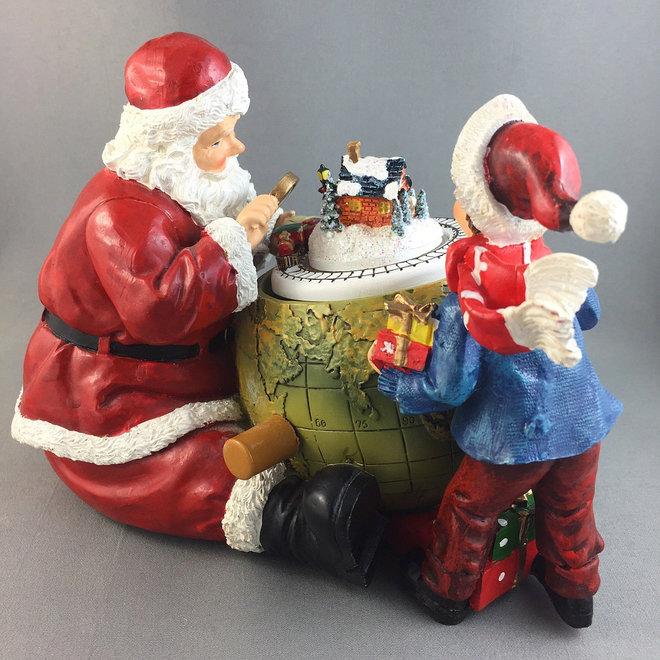 Santa's Wereldbol