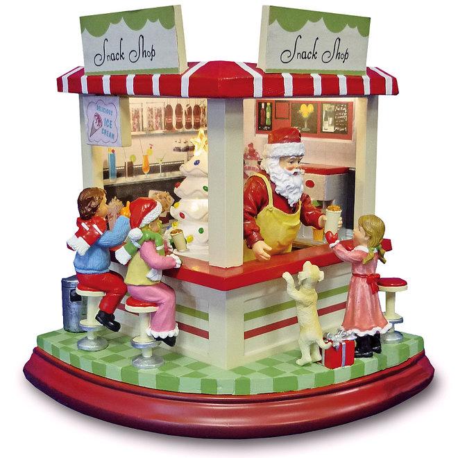 Santa's Snack Shop