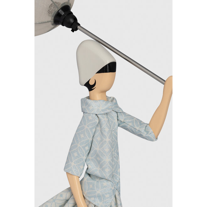 Skitso Tafellamp Paraplu dame  Dido