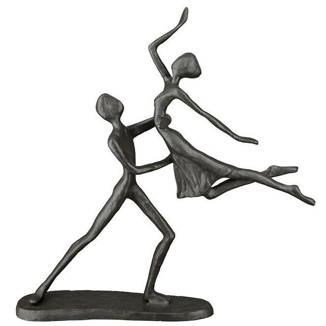 Metal-Sculpture 'Dance Couple'