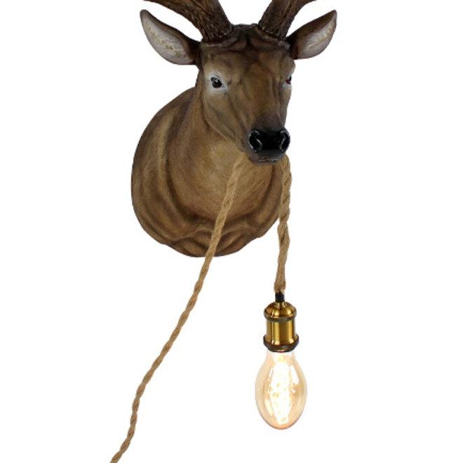 Wandlamp Hert Harry