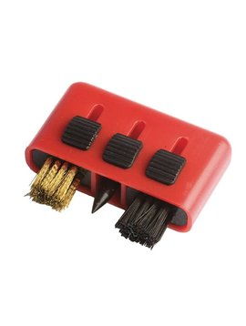 TourEagle 3-in-1 Mini Brush
