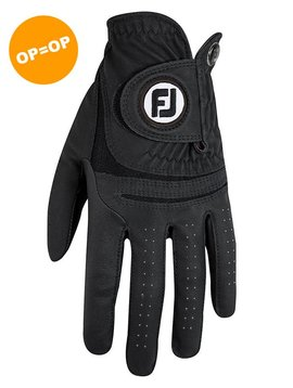 FootJoy Dames Weathersof - Zwart