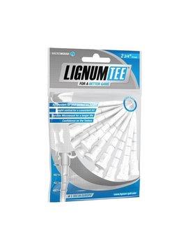 Lignum Lignum Tees 72mm (2 3/4 inch) - 12 stuks