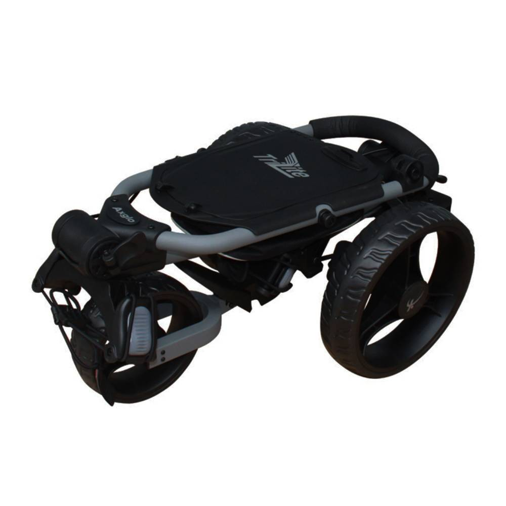 Axglo TriLite Trolley - Gun Metal /Zwart