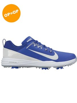 competitive price c126d 04201 Nike Heren Lunar Command 2 - BlauwWit