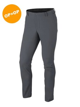 Nike Heren FLX Pant Slim - Donker Grijs