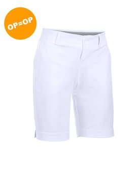 Under Armour Dames Links Short - Wit