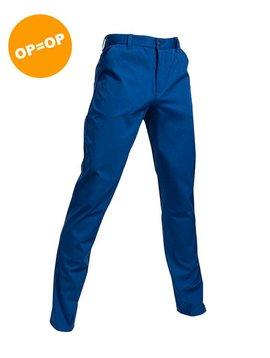 BackTee High Performance Trouser - Blauw