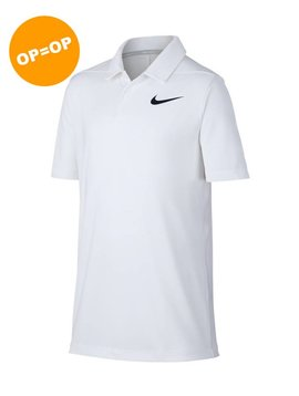 Nike Boys Dry Victory Polo - Wit
