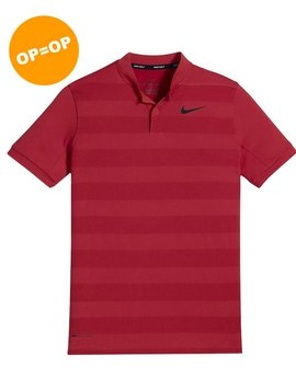 Nike Boys Zonal Cooling Polo - Tropical