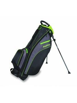 BagBoy Carry-Lite Pro Standbag- Zwart/Grijs/Lime