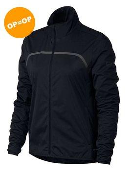 Nike Dames Shield Jacket - Zwart