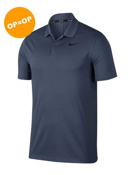 Nike Victory Slim Fit Polo - Thunder Blue