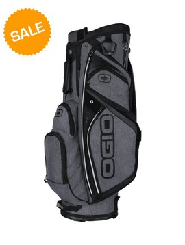 Ogio Silencer Trolley Tas - Dark Static