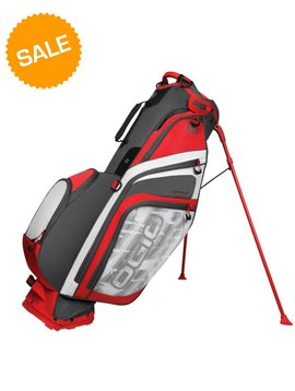 Ogio Cirrus Standbag - Rush Red