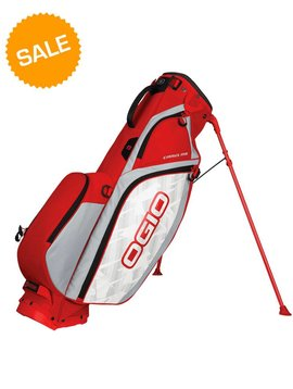 Ogio Cirrus MB Standbag - Rush Red
