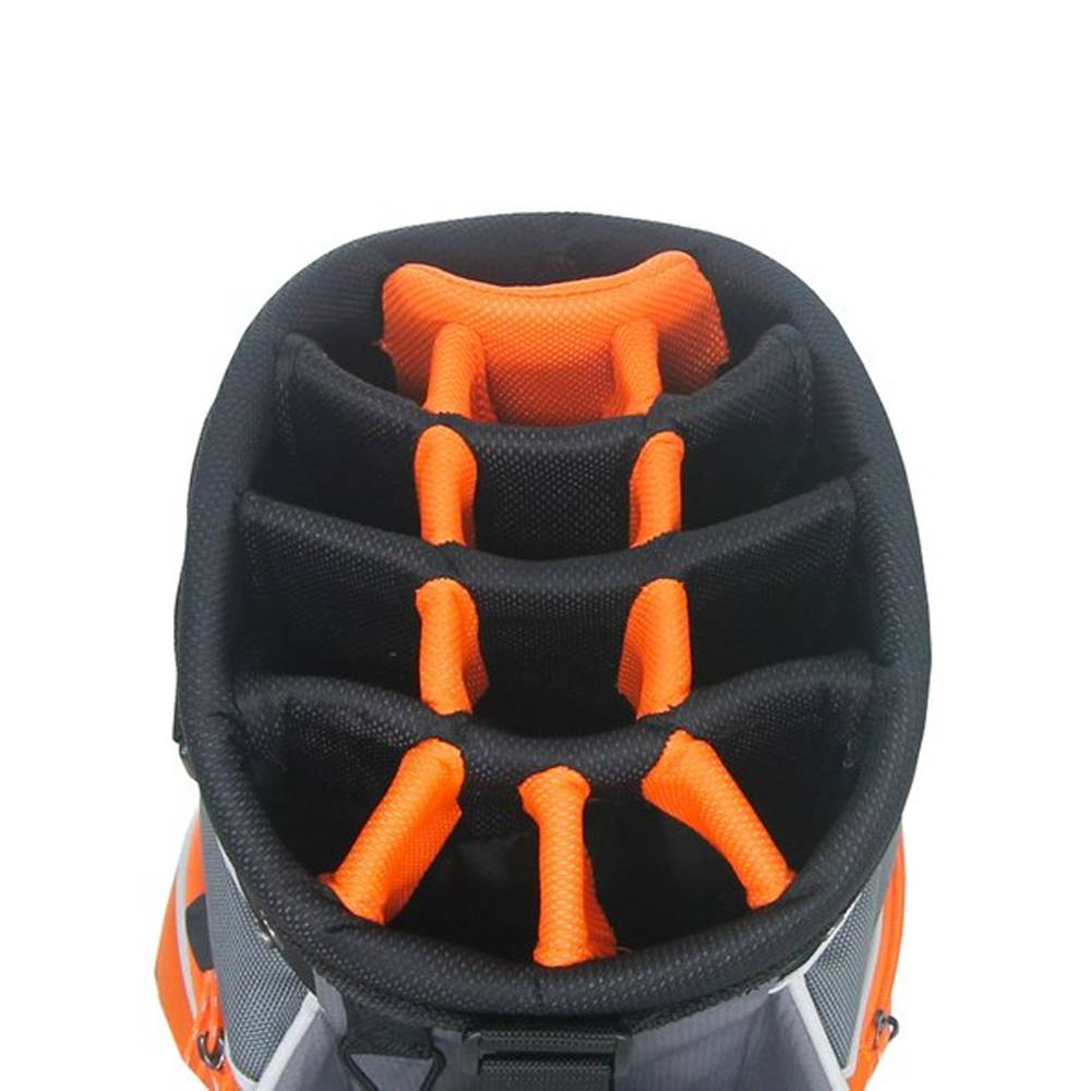 Cobra X Lite Cartbag - Grijs/Oranje