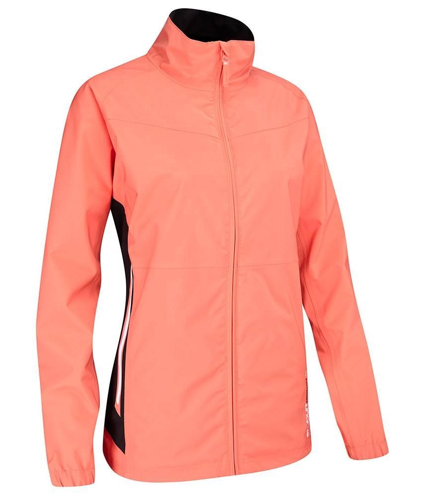Stuburt Dames Endurance Lite Regen Jack - Coral - Maat M
