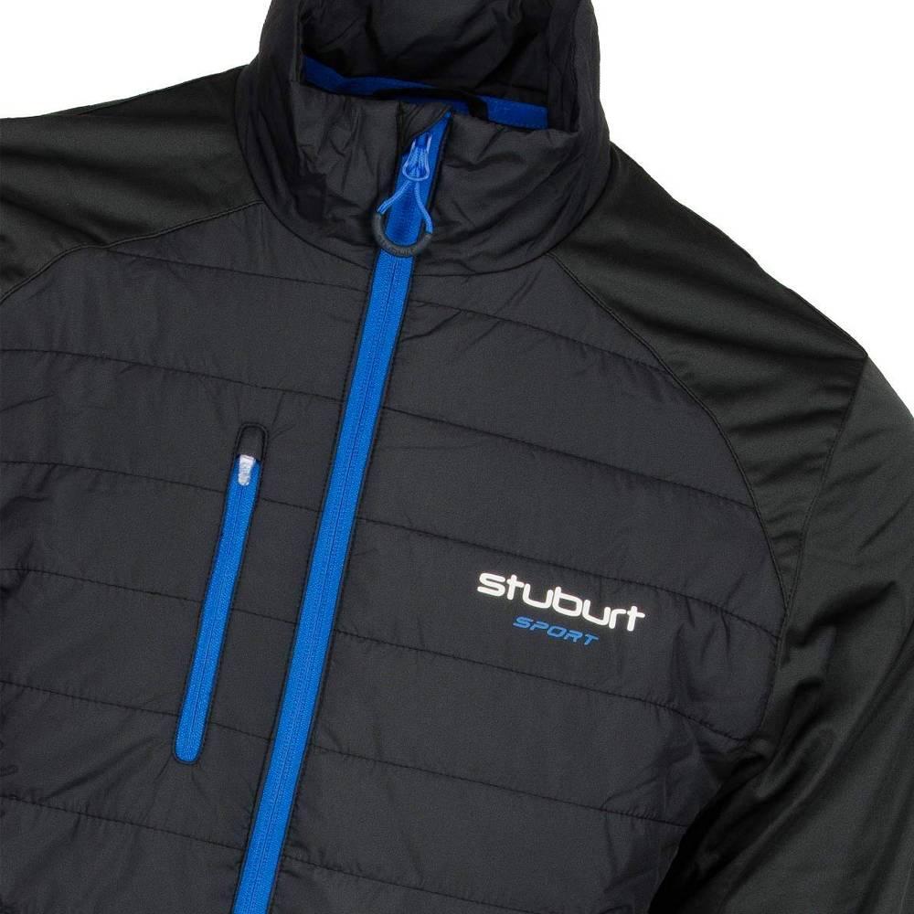 Stuburt Cyclone Hybrid Jacket - Zwart