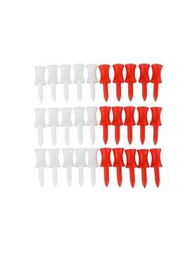 """TourEagle plastic step tees 1.5"""" - 30 stuks"""