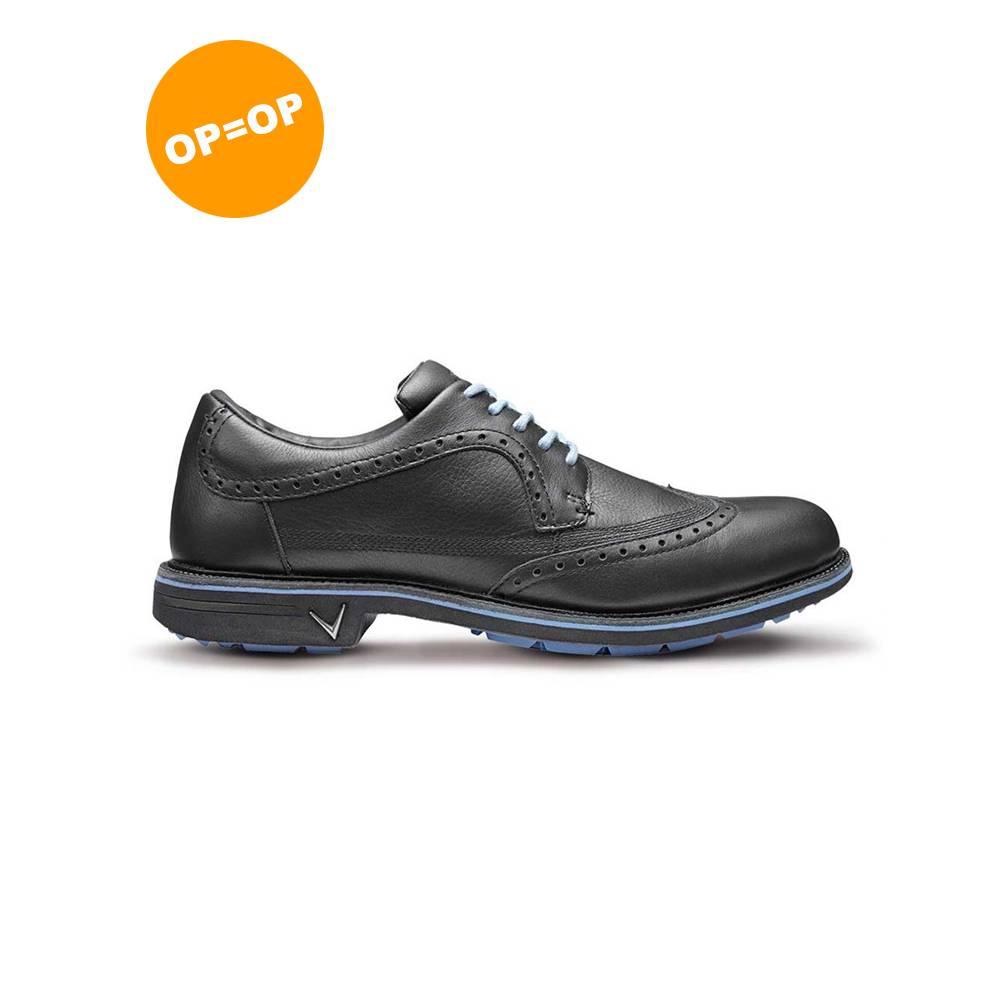 Callaway Del Mar Brogue golfschoenen - Zwart/Blauw