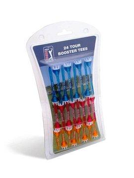 PGA Tour Booster tees - 24 stuks