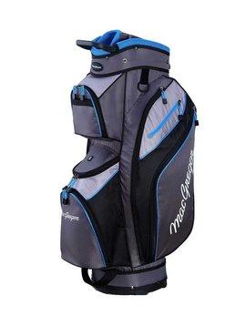 Macgregor Golf MT Trolley tas- Grijs/Zilver/Blauw