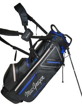 Macgregor Golf MACTEC water repellent draagtas - Grijs/Blauw