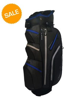 Macgregor Golf MACTEC Water repellent Trolley Tas - Grijs/Blauw