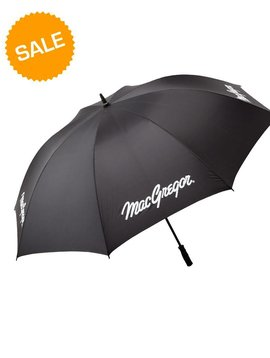Macgregor Golf 62 inch golf paraplu - Zwart