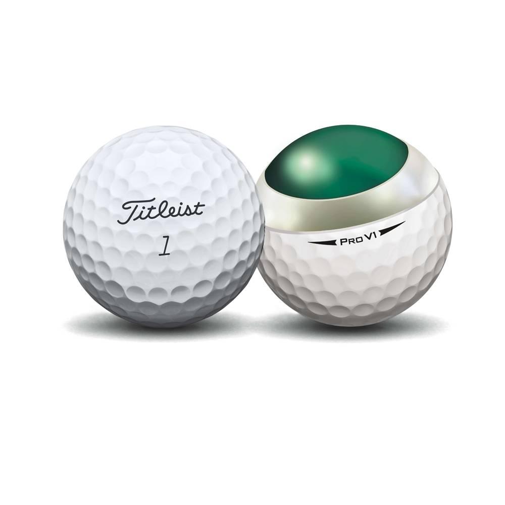 Titleist Pro V1 Rewashed - 12 golfballen