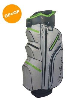 Macgregor Golf MACTEC Waterafstotende Trolley Tas - Zilver