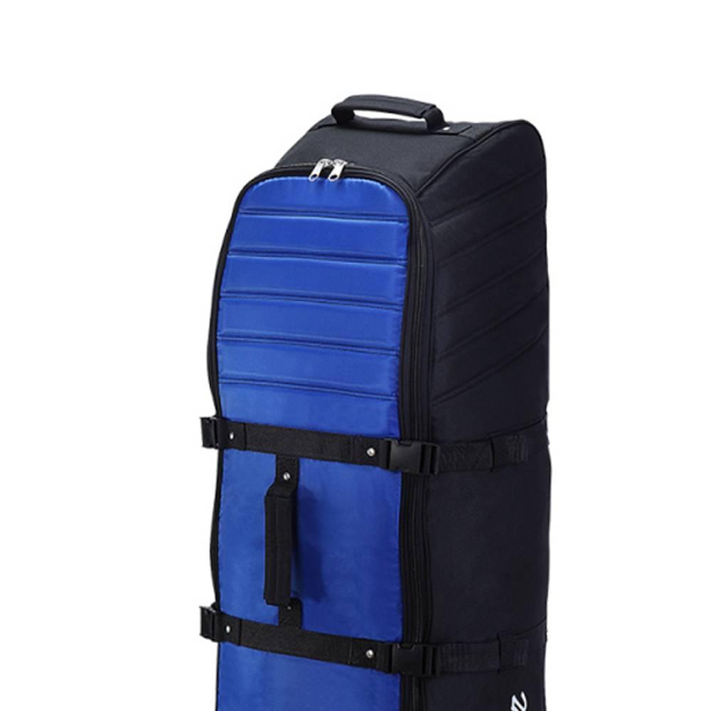 Macgregor Golf VIP II travel cover - Zwart/Blauw