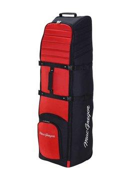 Macgregor Golf VIP II Golf reis tas - Zwart/Rood