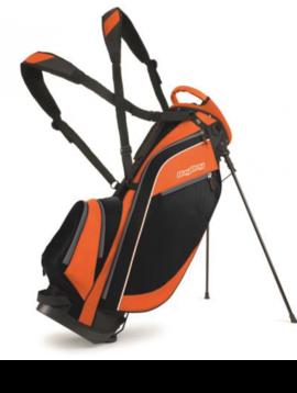 BagBoy SuperLite Draagtas - Zwart/Oranje