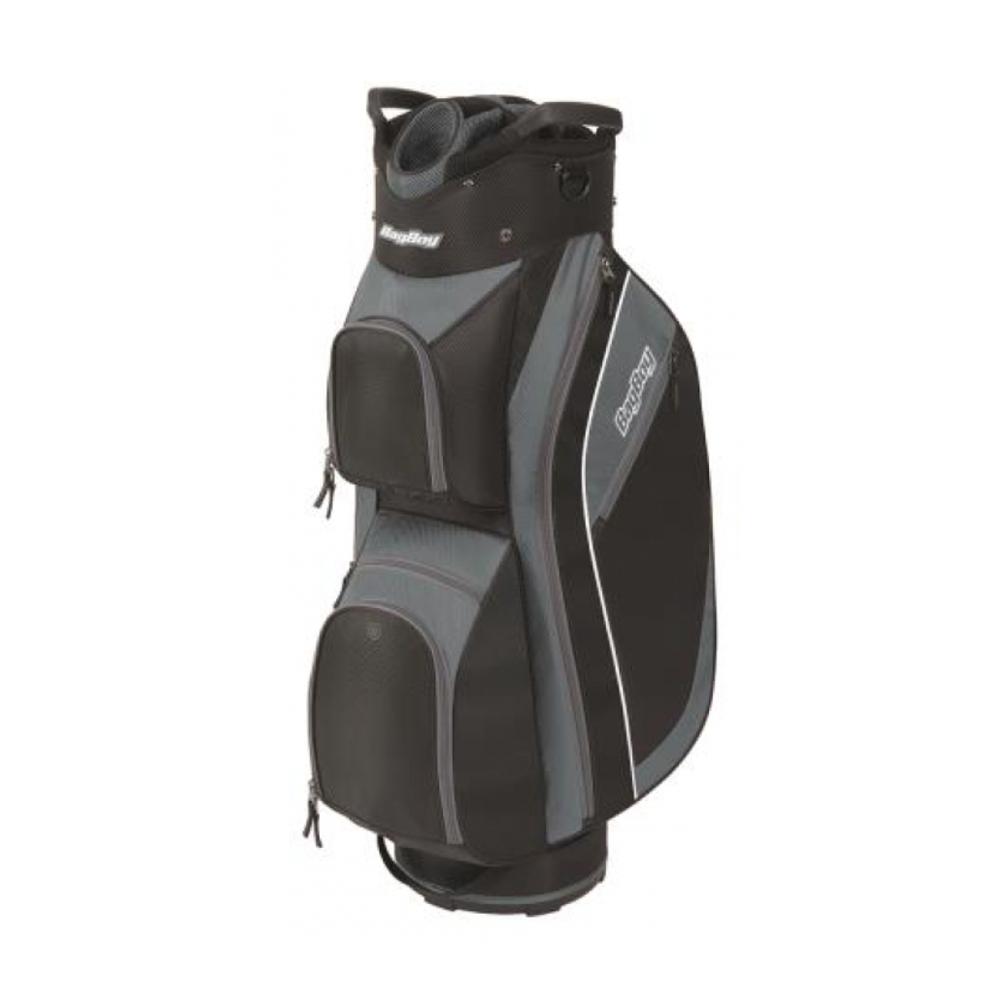 BagBoy SuperLite Trolley tas - Zwart/Grijs
